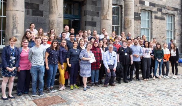 Group Image Outside Of Ecci Edinburgh 1